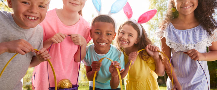 Four Oaks Plaza is Your Easter 2021 and Springtime Celebration One-Stop-Shop in San Antonio